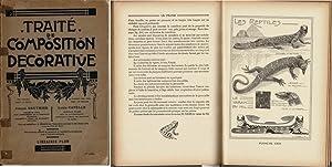 Traité de Composition Decorative.: Gauthier, Joseph / Capelle, Louis.