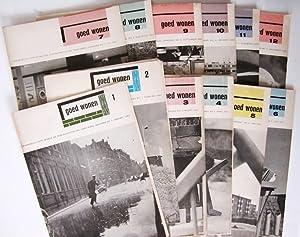 jaargang 1960. Nrs.1 t/m 12. Maandblad Voor: Goed Wonen.
