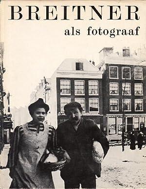 Breitner als fotograaf.: Hefting, P.H./ Quarles van Ufford,C.C.G.