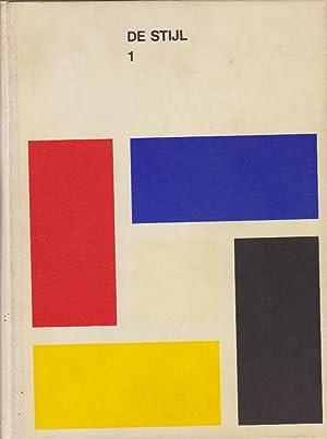 De Stijl. Compl. Reprint.: Doesburg.
