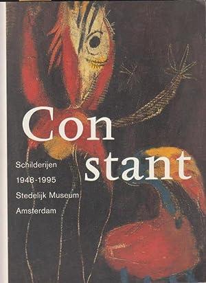 Schilderijen / paintings 1948-1995.: Constant.