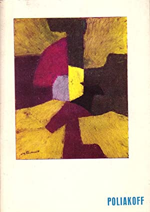 Austellung. Moderne Galerie Otto Stangl.: Poliakoff, Serge.