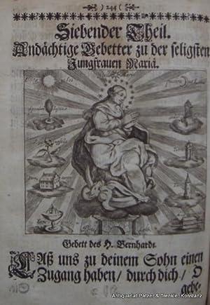 Das ist: Königliche Halß-Zier, zu einer Himmlischen: Gebetbücher. -- Monile