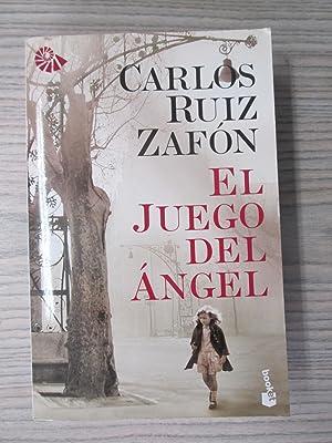 EL JUEGO DEL ÁNGEL: CARLOS RUIZ ZAFÓN