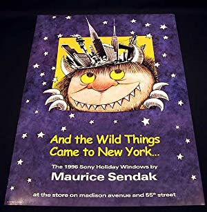 MAURICE SENDAK AND THE WILD THINGS CAME: Maurice Sendak