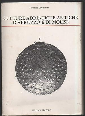 CULTURE ADRIATICHE ANTICHE D'ABRUZZO E DI MOLISE: Cianfarani Valerio -