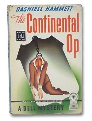 The Continental Op (Dell Mapback No. 129): Hammett, Dashiell