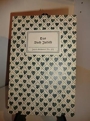 Das Buch Judith: Nachwort von Martin