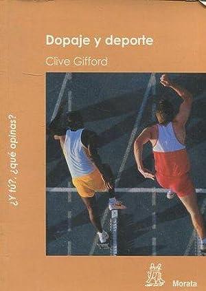 DOPAJE Y DEPORTE.: GIFFORD Clive.