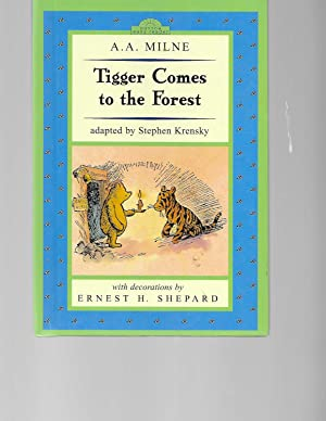 Tigger Comes to the Forest: Winnie-the-Pooh Easy-to-Read: Milne, A. A.