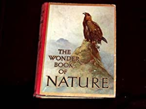The Wonder Book of Nature for Boys: Golding, Harry (