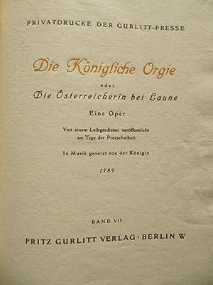 Erste Orgie Eines Flittchens