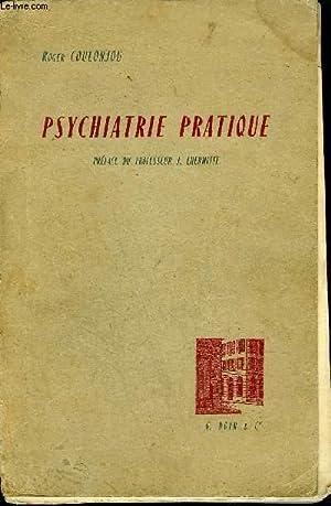 PSYCHIATRIE PRATIQUE: COULONJOU ROGER