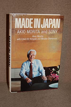 Made in Japan; Akio Morita and Sony