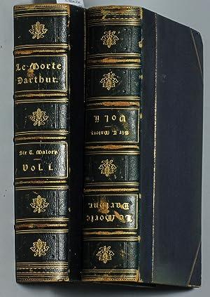 Le Morte D'arthur. (beardsley, Aubrey, Illus.) Limited: Malory, Sir Thomas