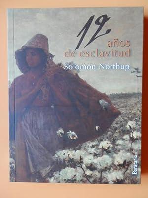 Doce años de esclavitud: Solomon Northup
