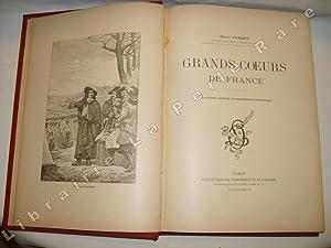 Grands coeurs de France.: AUBERT (Henri)