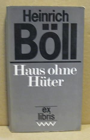 """Haus ohne Hüter. (Reihe """"Ex libris"""" [Volk: Böll, Heinrich"""