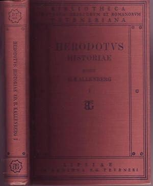 Herodoti - Historiarum Libri IX - Vol.: Herodot