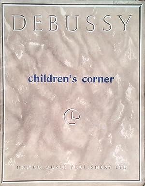Children's Corner: piano solo (Doctor Gradus ad: Debussy, Claude