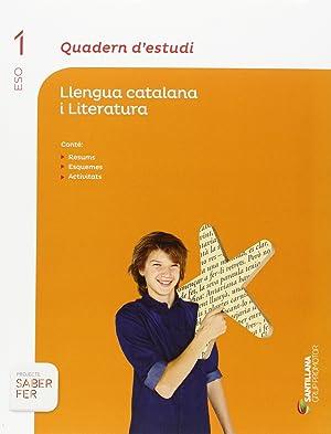 15).quad. d estudi 1r.ESO llengua i literatura