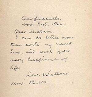 BEN HUR: WALLACE, Lew