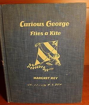 Curious George Flies a Kite: Margaret Rey