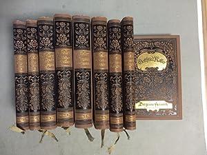 Gottfried Kellers gesammelte Werke - Band 1 bis 10 (unvollständig): Keller, Gottfried: