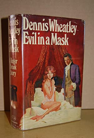 Evil In A Mask.: Wheatley, Dennis.