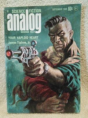 Analog Science Fiction/Science Fact, Vol. 84, No.: John W. Campbell,