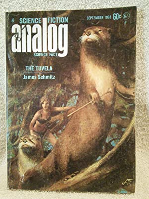 Analog Science Fiction/Science Fact, Vol. 82, No.: John W. Campbell,