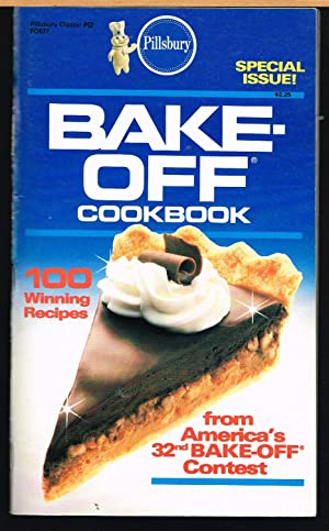 PILLSBURY CLASSIC COOKBOOKS No 62 BAKE-OFF COOKBOOK FROM AMERICA'S 32ND BAKE-OFF CONTEST