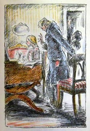Ein stiller Musikant. Leipzig, Siegel, 1922. Kl.-8vo.: Storm, Theodor.