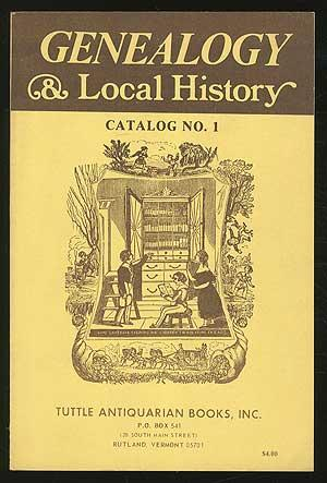 Genealogy, Local History and Heraldry [Catalog No.: TUTTLE Antiquarian Books,