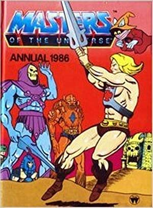 Masters of the Universe, Annual 1986