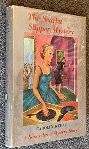 The Scarlet Slipper Mystery; A Nancy Drew Mystery Story (Cameo Edition)