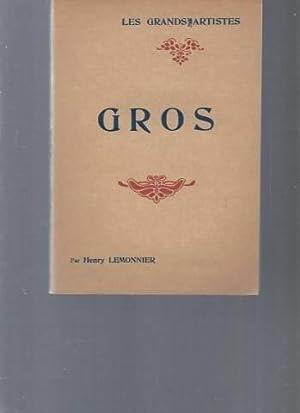 Gros: Henry Lemonnier
