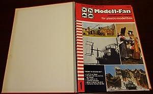 Modell-Fan. Internationales Magazin für Pastic-Modellbau. Jahrgang 1977 - 12 Hefte komplett im ...