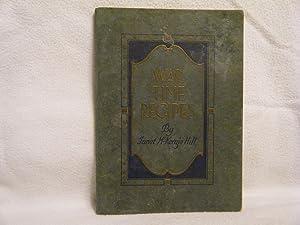 War Time Recipes: Hill, Janet McKenzie