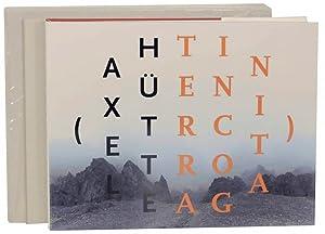 Terra Incognita (Signed Limited Edition): HUTTE, Axel, Julio