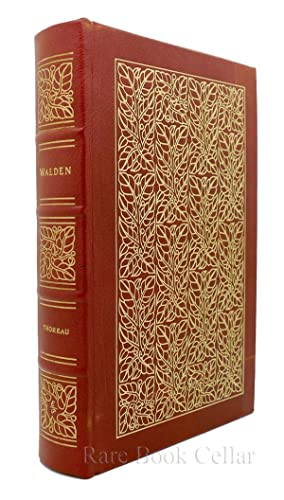 WALDEN Easton Press: Henry David Thoreau