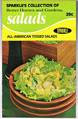 ALL-AMERICAN TOSSED SALADS, Sparkle's Collection of Better: STAFF OF BETTER