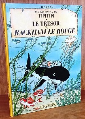 Tintin Le Tresor De Rackham Le Rouge: Herge