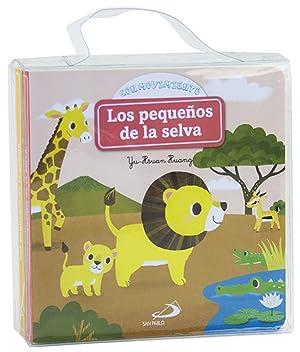 Mi maletin de pequeños animales: Aa.Vv.