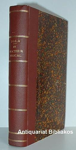 Le docteur Pascal (= Les Rougon-Macquart. Histoire: Émile Zola