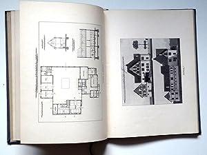 Entwürfe heimischer Bauweise.: Schrader, Fr. / A. John (Hrgb.)