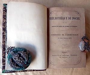Curiosité de l'Archéologie et des Beaux Arts.: [Société de Gens de Lettres et d'Erudits].