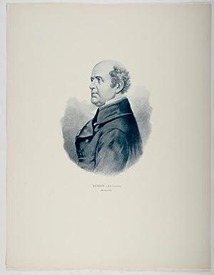 Portrait, Brustbild.: Dubois, Baron Antoine =