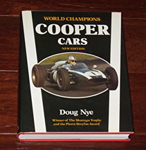 COOPER CARS ( Signed by John Cooper: Nye, Doug