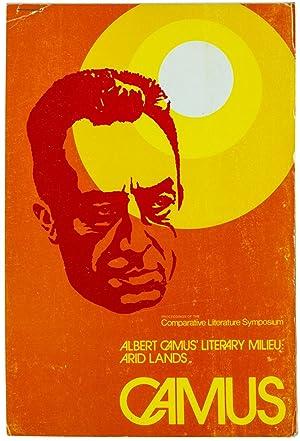 Bild des Verkäufers für Offprint]: Alienation and Aridity: The Climatic Correlative in Camus' Writings zum Verkauf von Between the Covers-Rare Books, Inc. ABAA